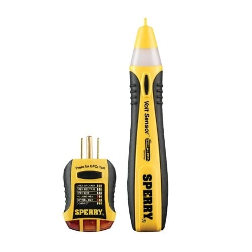 2 Piece Voltage Test Kit