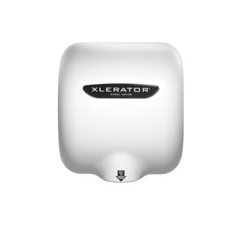 Excel Dryer Xlerator Automatic Hand Dryer w/ HEPA Filter, White (BMC)