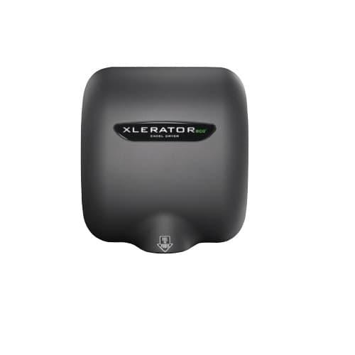 Excel Dryer Xlerator ECO Automatic Hand Dryer w/ HEPA Filter, Graphite Textured