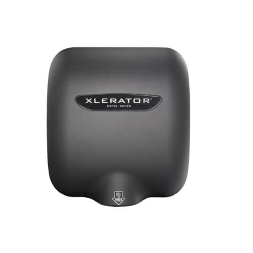 Excel Dryer Xlerator High Speed Automatic Hand Dryer, Graphite, 277V