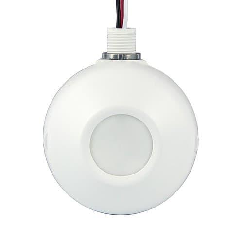 Enerlites White High Bay Line Voltage Ceiling Fixture Mount Sensor