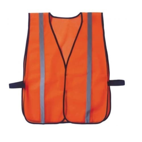 Ergodyne GloWear® 8020HL Standard Safety Vest, Orange