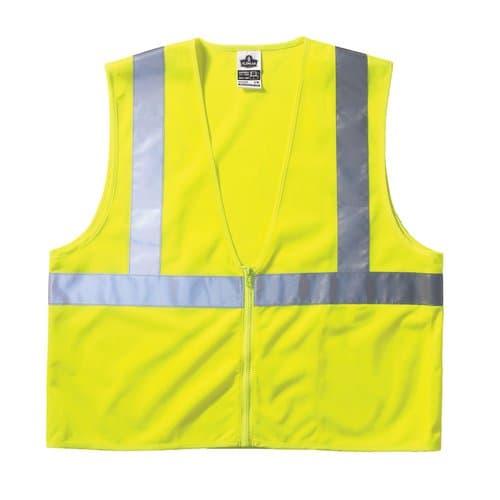 Ergodyne 2XL/3XL GloWear Class 2 Economy Vest
