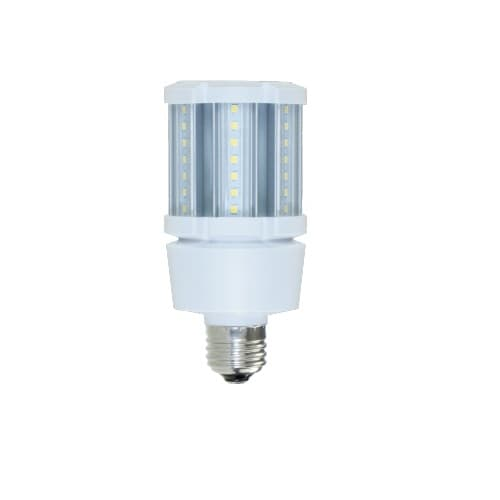 ESL Vision 18W LED Corn Bulb, 100W HID Retrofit, E26, 2160 lm, 120V-277V, 5000K