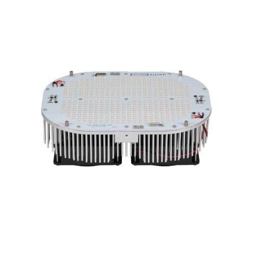 350W Multi-Use LED Retrofit Kit, Turtle Friendly, 0-10V Dimmable, 28000 lm, 347V-480V