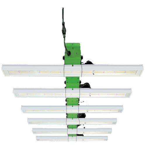 ETi Lighting 4-ft 600W LED Grow Elite Six Bar Light Set