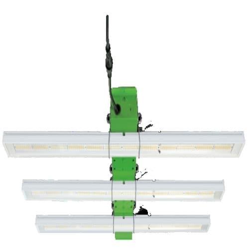 ETi Lighting 4-ft 150W LED Grow Elite Three Bar Light Set