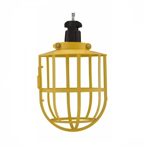 Eaton Wiring 200W Lamp Holder, Medium Base Attachon, Yellow
