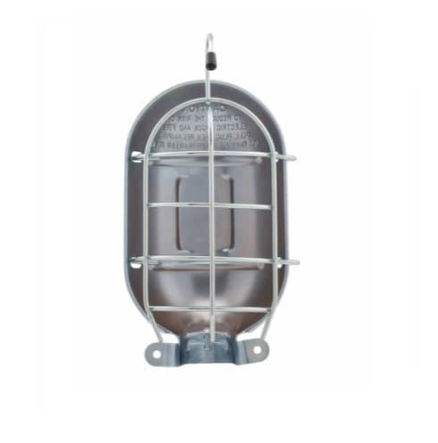 Eaton Wiring 100W Lamp Guard for Trouble Lamp, Steel