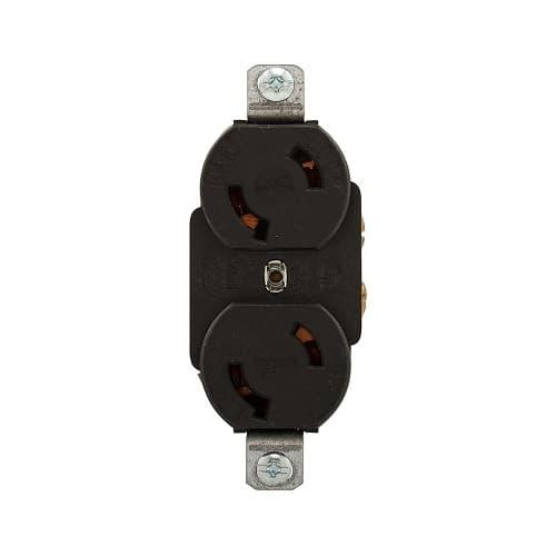 15 Amp NEMA L1-15 125V Locking Power Receptacle