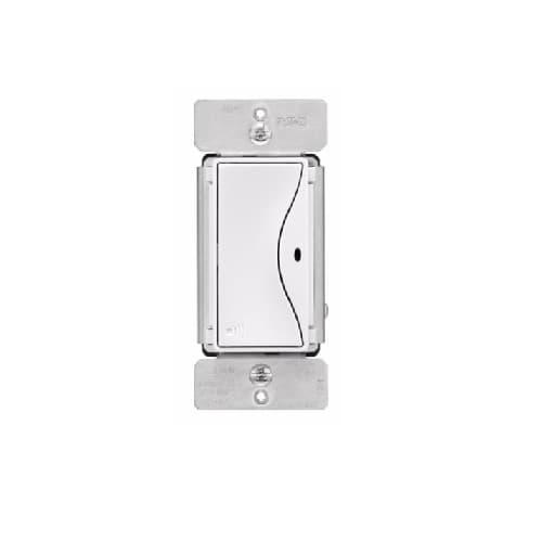 15 Amp Z-Wave Plus Switch, Alpine White