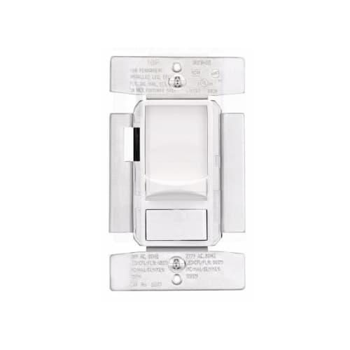 Eaton Wiring 1000W Universal Slide Dimmer, White