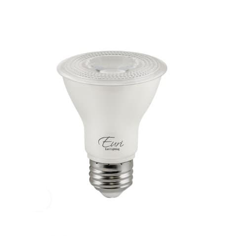 7W LED PAR20 Bulb, Dimmable, 50W Inc. Retrofit, E26 Base, 500 lm, 5000K