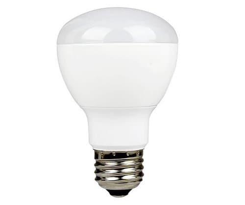 Euri Lighting 7W LED R20 Bulb, Dimmable, E26, 500 lm, 120V, 2700K