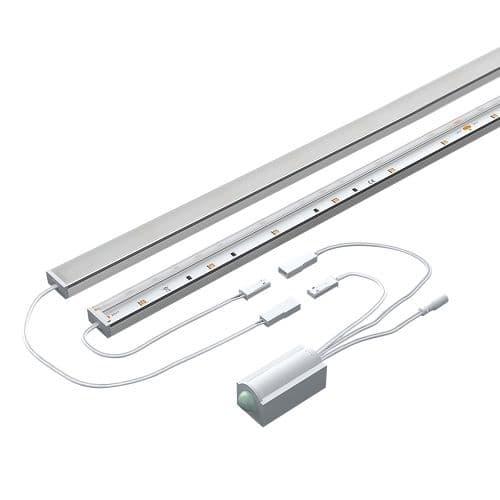 7.2W Disinfecting Cabinet Light, 810 lm, 24VDC, 6000K