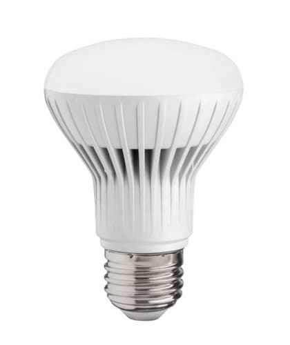 Forest Lighting 7W LED BR20 Bulb, 525 lumens, Dimmable, 5000K