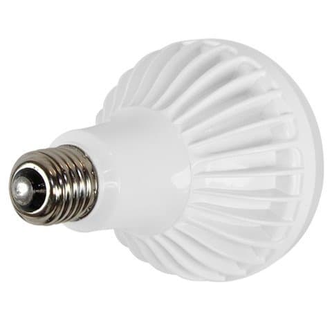 Forest Lighting 10W LED BR30 Bulb, 840 lumens, Dimmable, 5000K