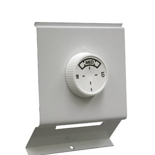 Fahrenheat Double Pole Built-In Thermostat for Electric Baseboard Heater