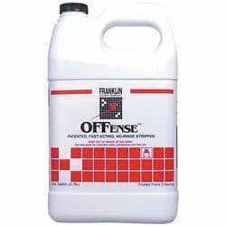 Franklin OFFense Rinse-Free Floor Stripper 1 Gal Bottle