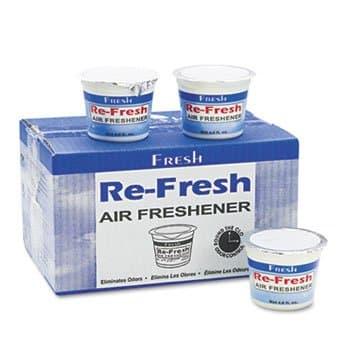 Fresh Refresh Citrus Scent Gel Air Freshener 4.6 oz.