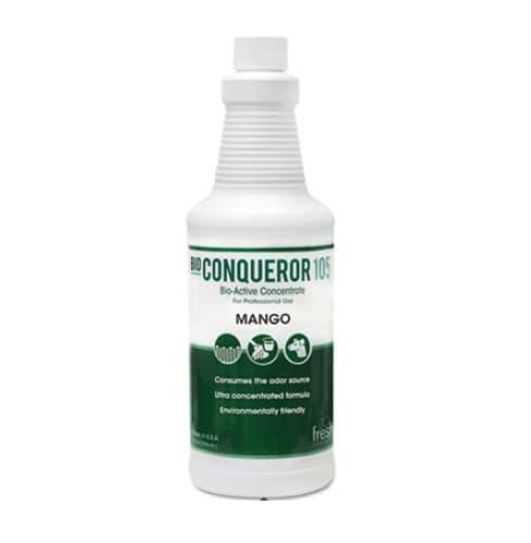 Fresh Mango Scented, Bio Conqueror 105 Enzymatic Concentrate-1 Quart