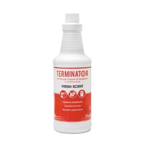 Fresh Fresh Scent All-Purpose Terminator Deodorizer Cleaner 32 oz.