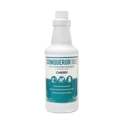 Fresh Conqueror 103 Cherry Odor Counteractant Concentrate 32 oz.