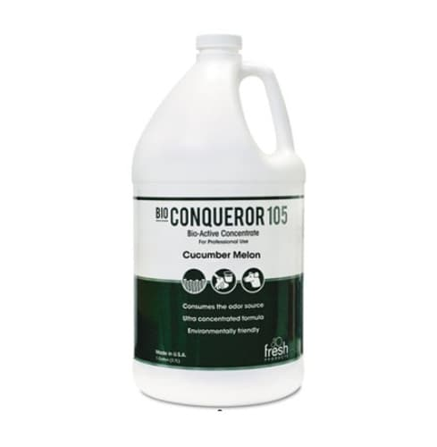 Fresh Odor Counteractant Concentrate, Cucumber Melon, 1 Gallon, Bottle