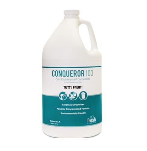 Fresh Conqueror 103 Trutti-Frutti Odor Counteractant Concentrate Cleaner