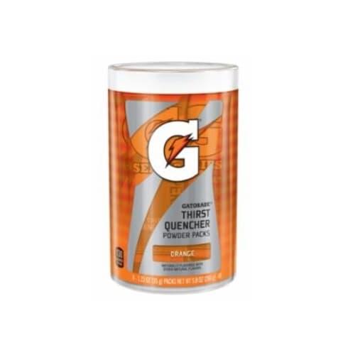 1.34 oz Powder Packets, Orange