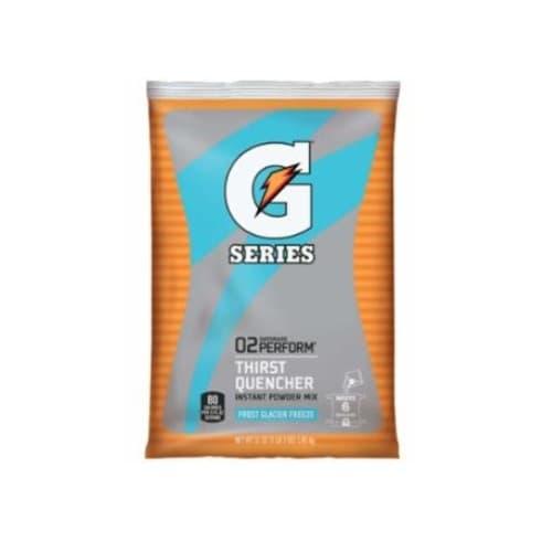 51 oz G-Series Instant Powder Packet, Glacier Freeze