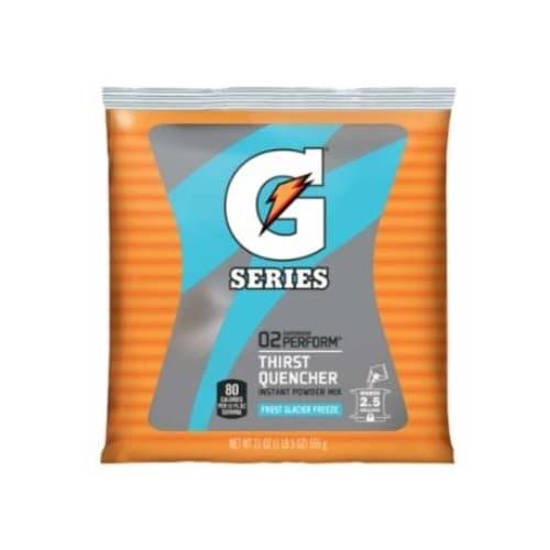 21 oz G-Series Instant Powder Packet, Glacier Freeze