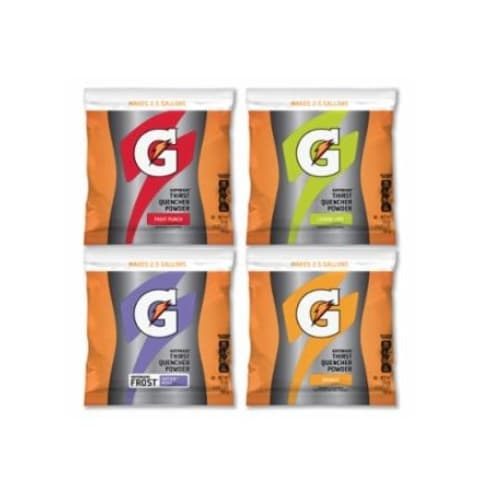 21 oz G-Series Instant Powder Packet, Variety Pack
