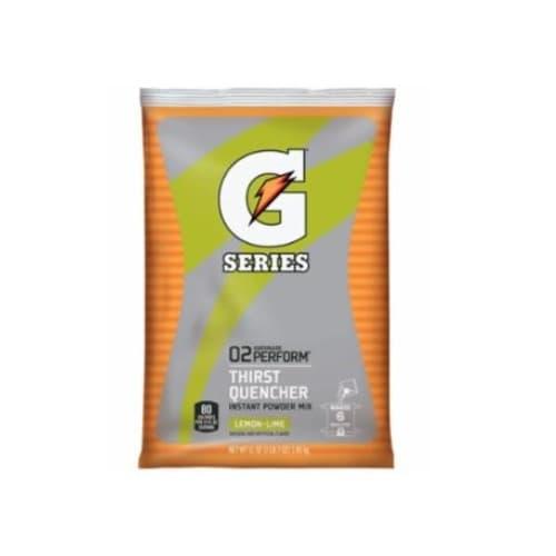51 oz G-Series Instant Powder Packet, Lemon-Lime