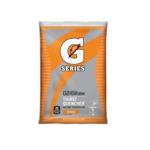 51 oz G-Series Instant Powder Packet, Orange