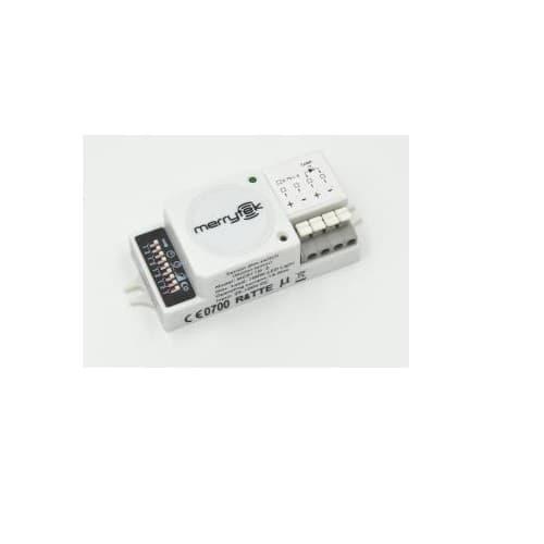 GlobaLux Tri-Level Control Microwave Integrated Occupancy Sensor