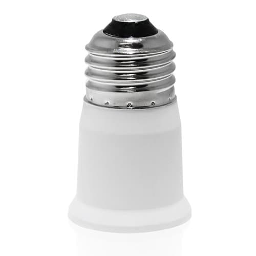 Green Creative E26 Lamp Base Extender
