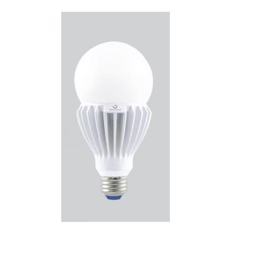 25W LED PS30 Bulb, 100W HID Retrofit, E26, 3200 lm, 120V-277V, 3500K