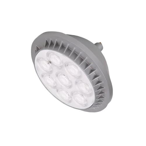 40W PAR56 Bulb, Dimmable, GX16d, 15 Deg., 4000 lm, 120V, 3000K