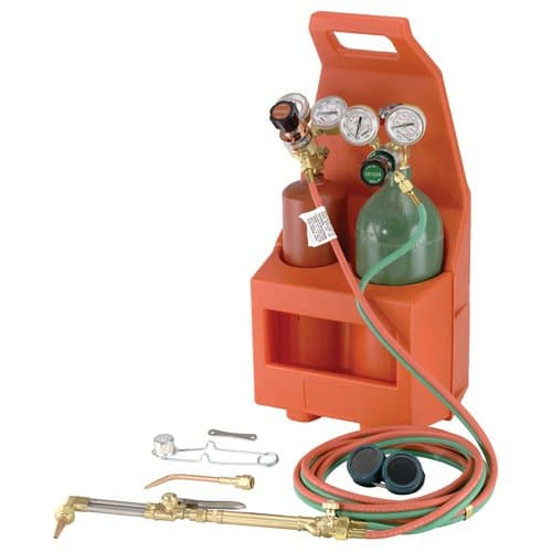 Gentec Cutting, Welding Tote-A-Torch Outfit
