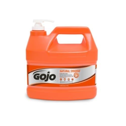 GOJO 1-Gal Natural Orange Hand Cleaner w/ Pumice