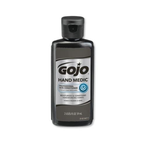 GOJO 2 Oz. Bottle Gojo Hand Medical Skin Conditioner