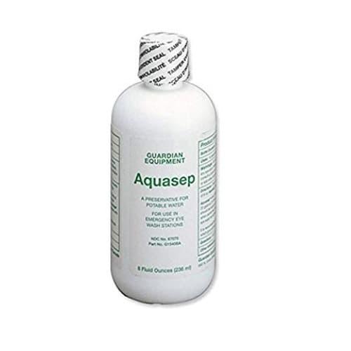 Guardian 8 oz AquaGuard Eye Wash Refill