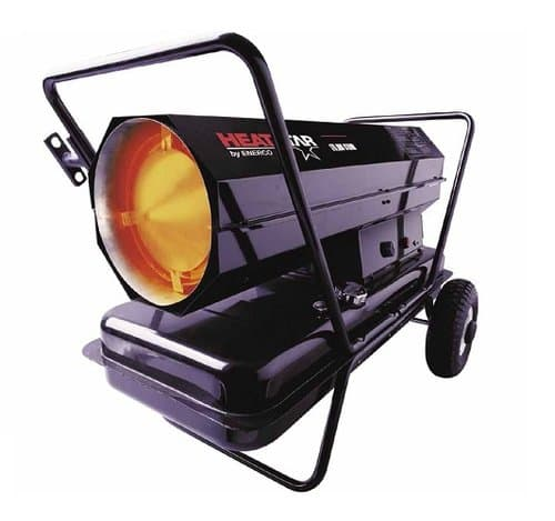 Heat Star Portable Kerosene Forced Air Heater