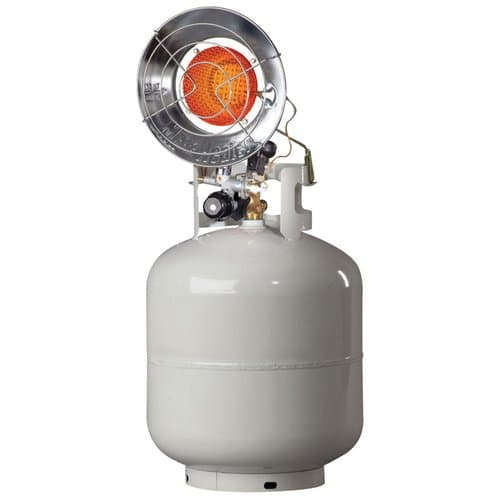 Heat Star Mr. Heater Portable Propane Tank Top. 8,000/12,000/14,000 BTU
