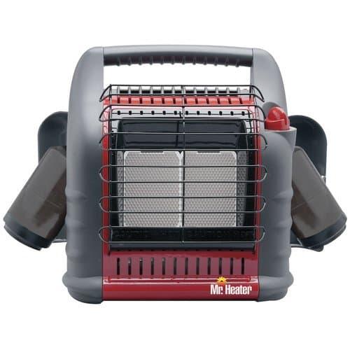 Heat Star Mr. Heater Portable Big Buddy Heater