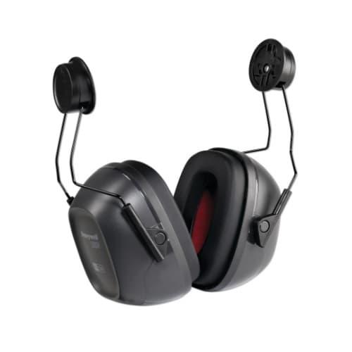 Howard Leight VeriShield 100 Series Passive Earmuffs, NRR 27dB, Black