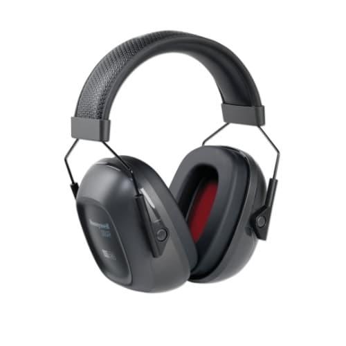 Howard Leight VeriShield Passive Earmuff, Noise Reduction Rating 29 dB