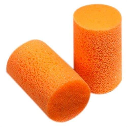 Howard Leight FirmFit Uncorded Earplugs, Orange, Polybag