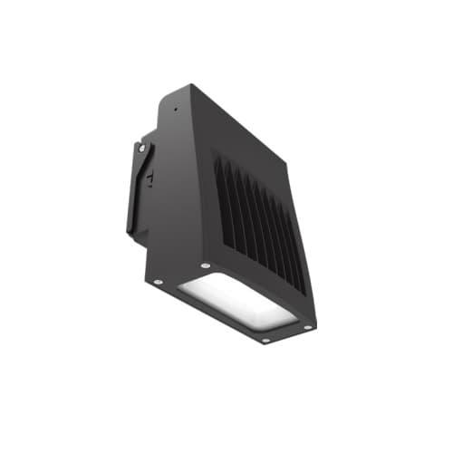 20W LED Slim Profile Wall Pack, 120V-277V, Selectable CCT
